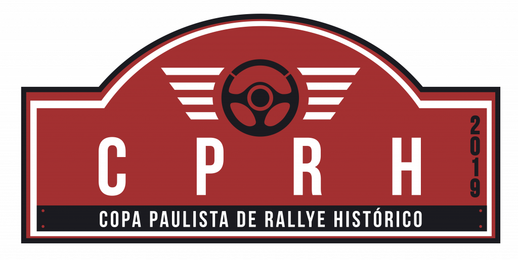 Logo Copa Paulista de Rallye Histórico
