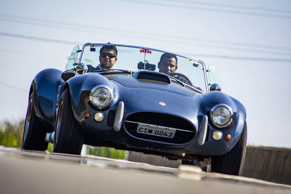 No dia 13 de Junho ocorreu a terceira etapa da Copa Paulista de Rally Histórico. Com mais de 75 carros inscritos a competição iniciou na Theatro Municipal de São Paulo com destino ao município de Amparo.